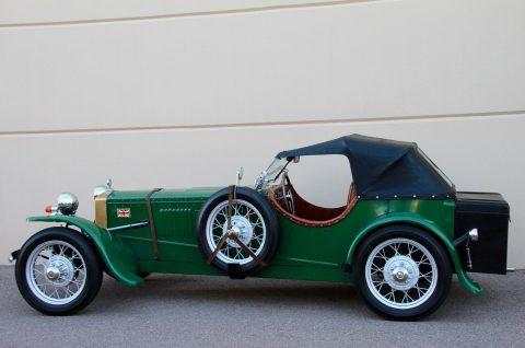 classy oldtimer 1935 Frazer Nash Replica for sale