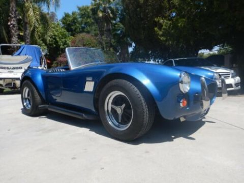 Ford powered 1965 AC Cobra Replica for sale