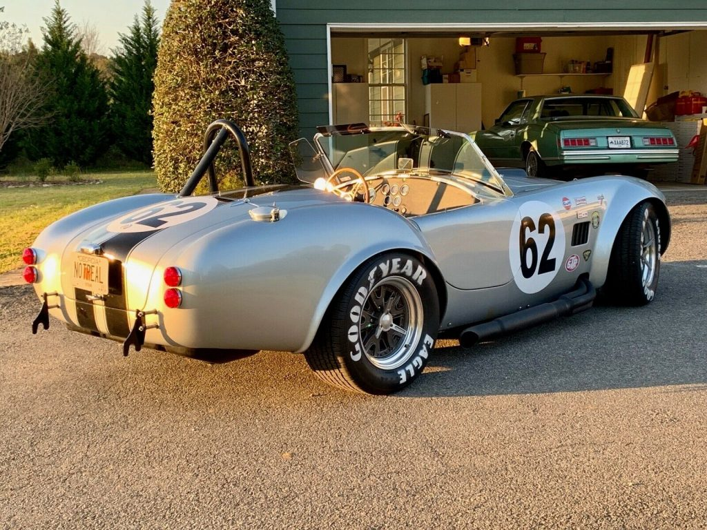 minor issues 1965 Shelby Cobra Replica