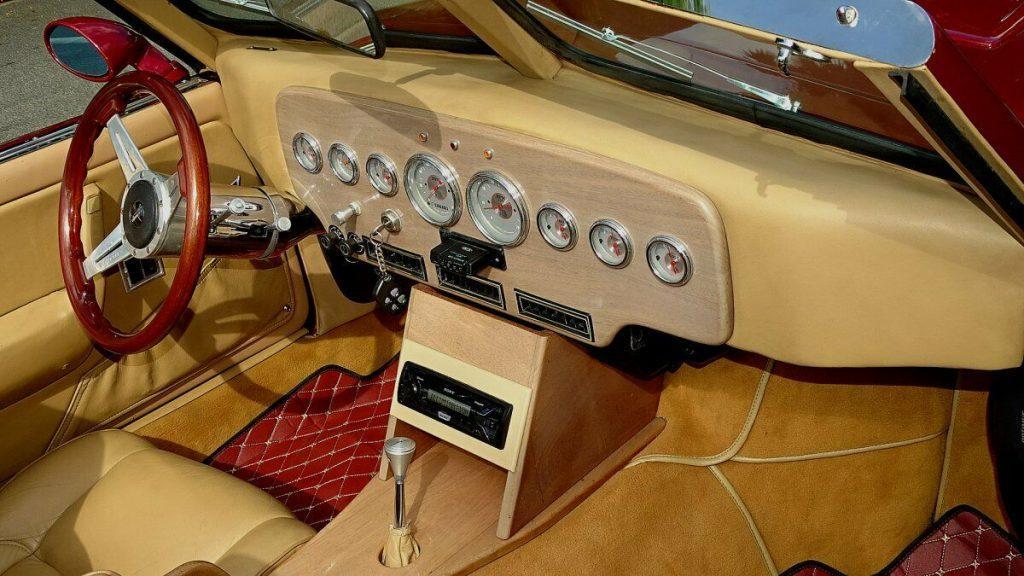 MOPAR big block 1936 Cord Replica