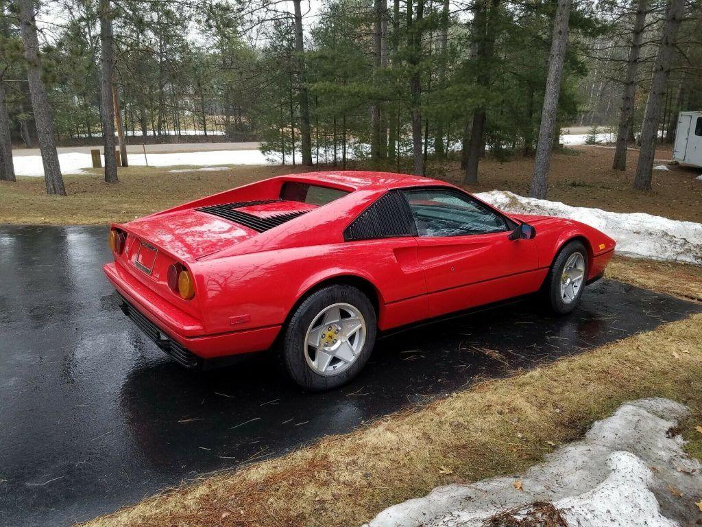 new parts 1985 Ferrari 328 GTB Replica