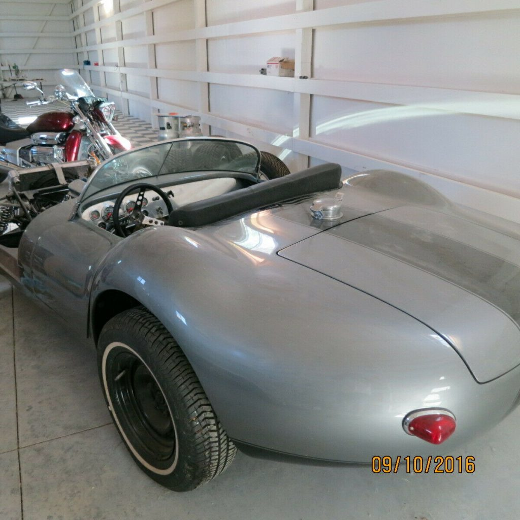 almost complete 1958 BECK LISTER Replica