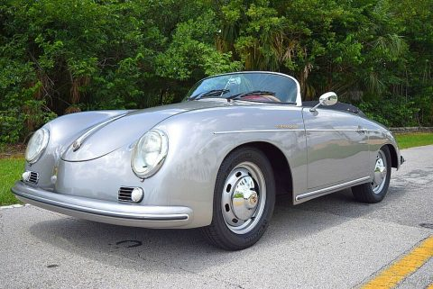 no issues 1967 Porsche Speedster replica for sale