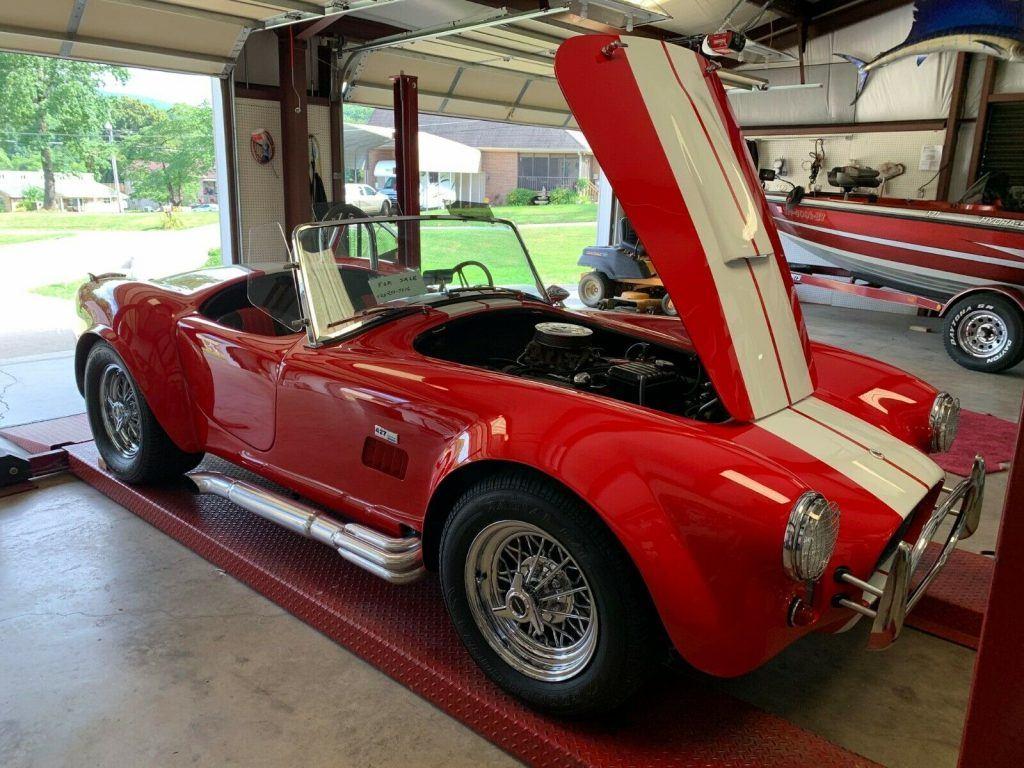 sharp 1965 Shelby Cobra AC1 Replica