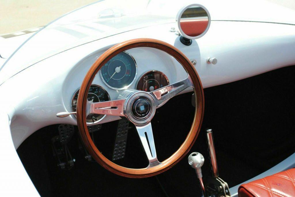 very nice 1955 Porsche 550 Spyder Replica
