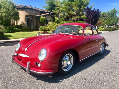 very nice 1957 Porsche 356A Replica for sale