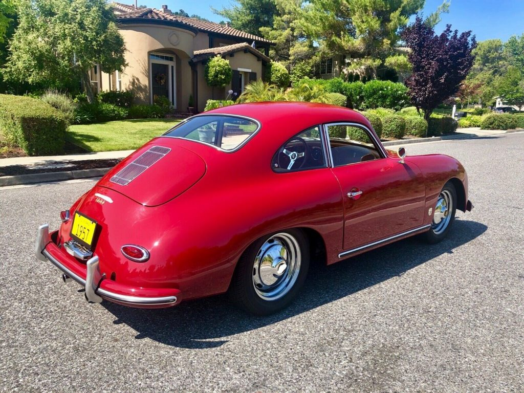 very nice 1957 Porsche 356A Replica