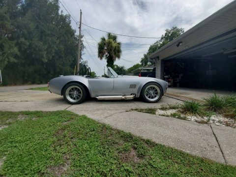 almost comlpeted 1965 Shelby Cobra Roadster Replica for sale