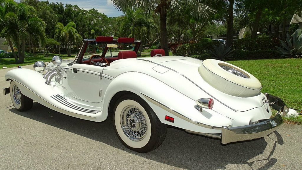 beautiful 1934 Mercedes Benz 500K Replica