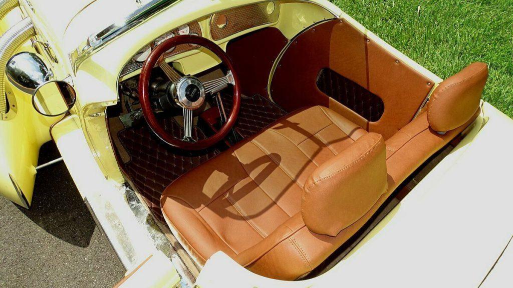 brand new 1936 Auburn Replica