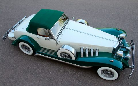 neoclassic 1932 Auburn Esque Body Style Gatsby Replica for sale