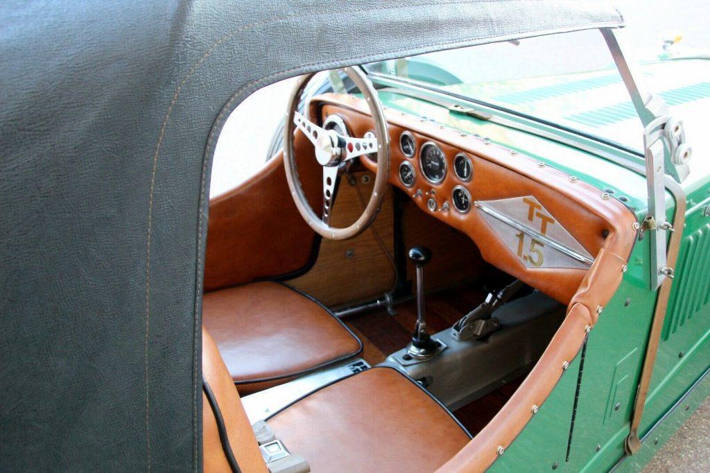 no issues 1935 Frazer Nash Replica