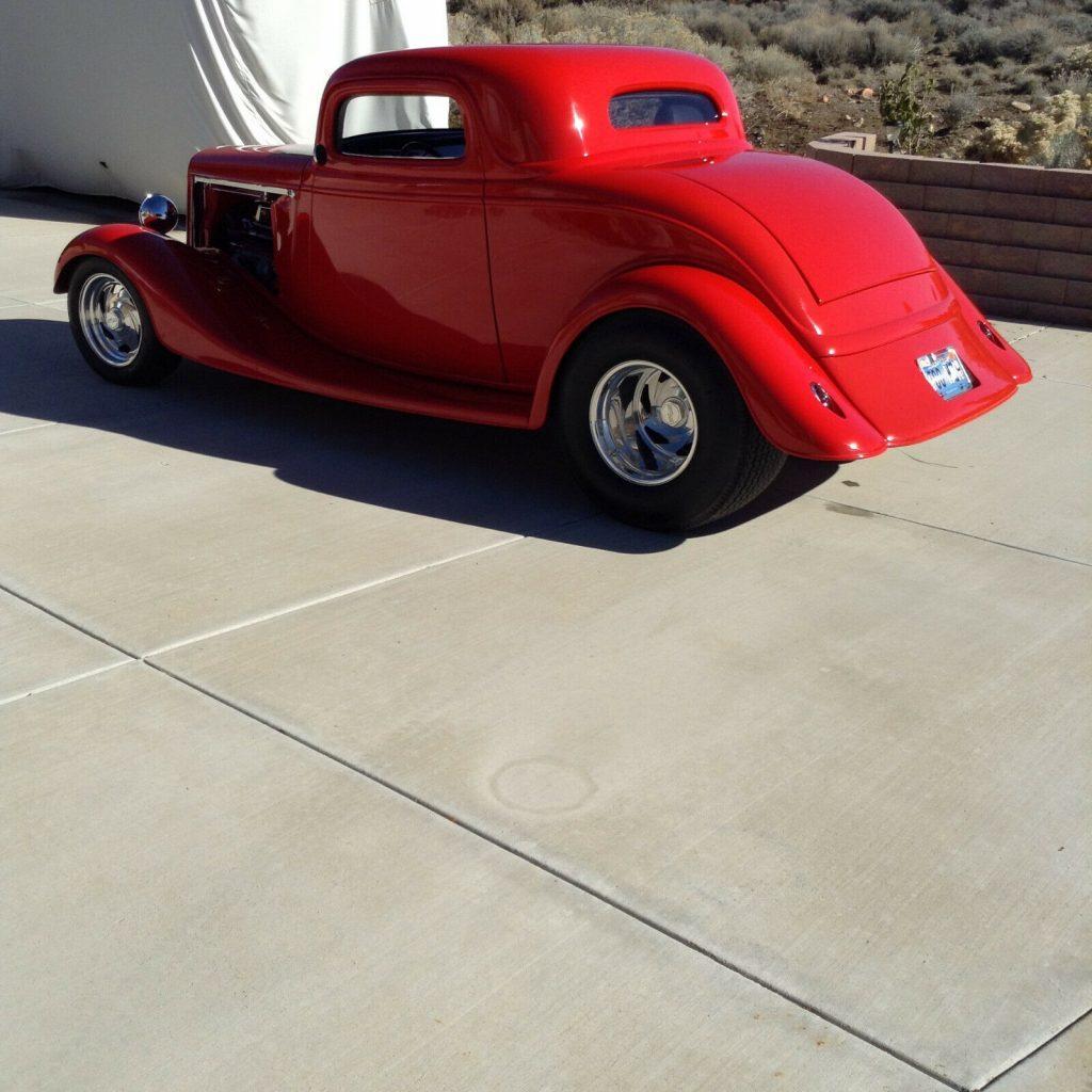 rarely driven 1934 Ford Coupe Replica