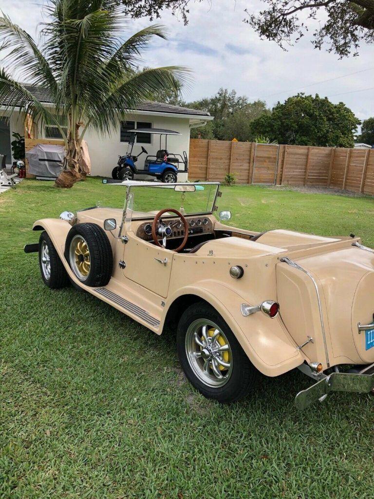 reconditioned 1935 Mercedes Benz Replica