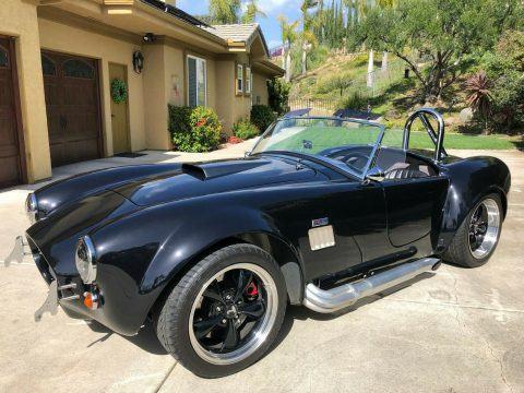 sharp 1965 Shelby Cobra Replica for sale