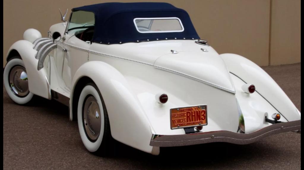 unique 1936 Auburn Speedster replica