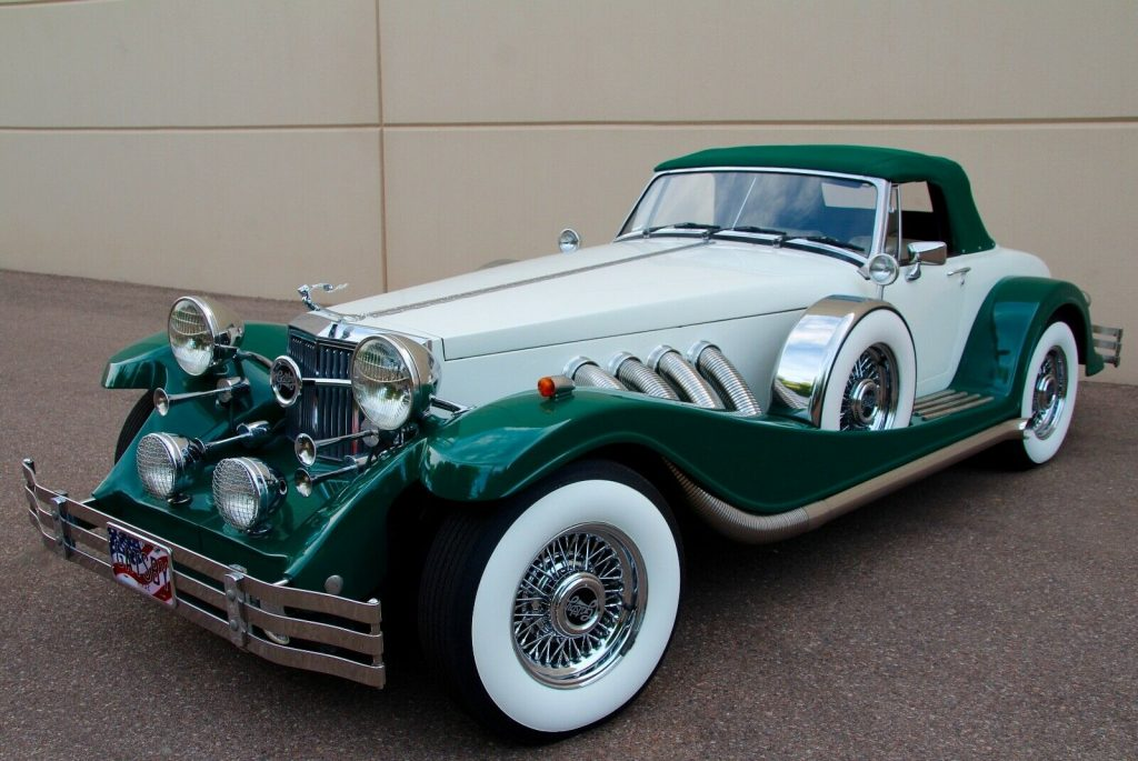 very nice 1932 Auburn Esque Replica