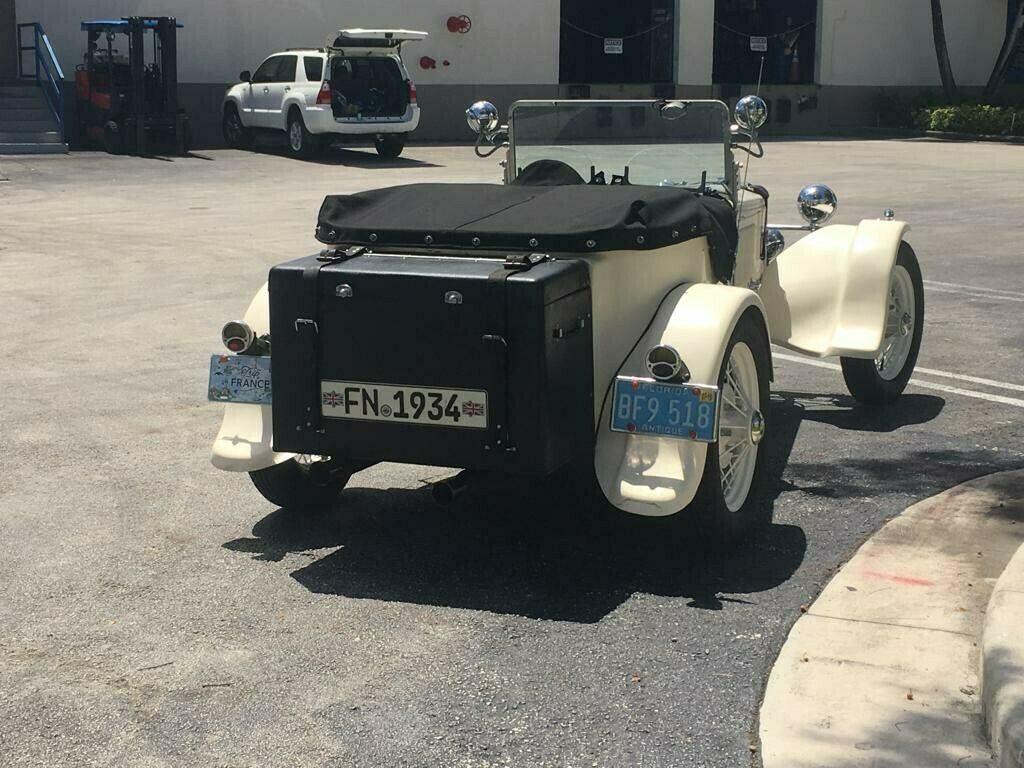 very nice 1934 Frazer Nash Roadster Replica