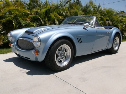 very nice 1967 Austin Healey 3000 Mk III BJ8 Replica for sale