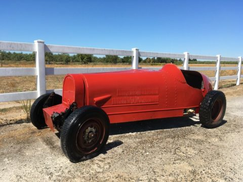 project 1927 Bugatti Type 35 Replica for sale