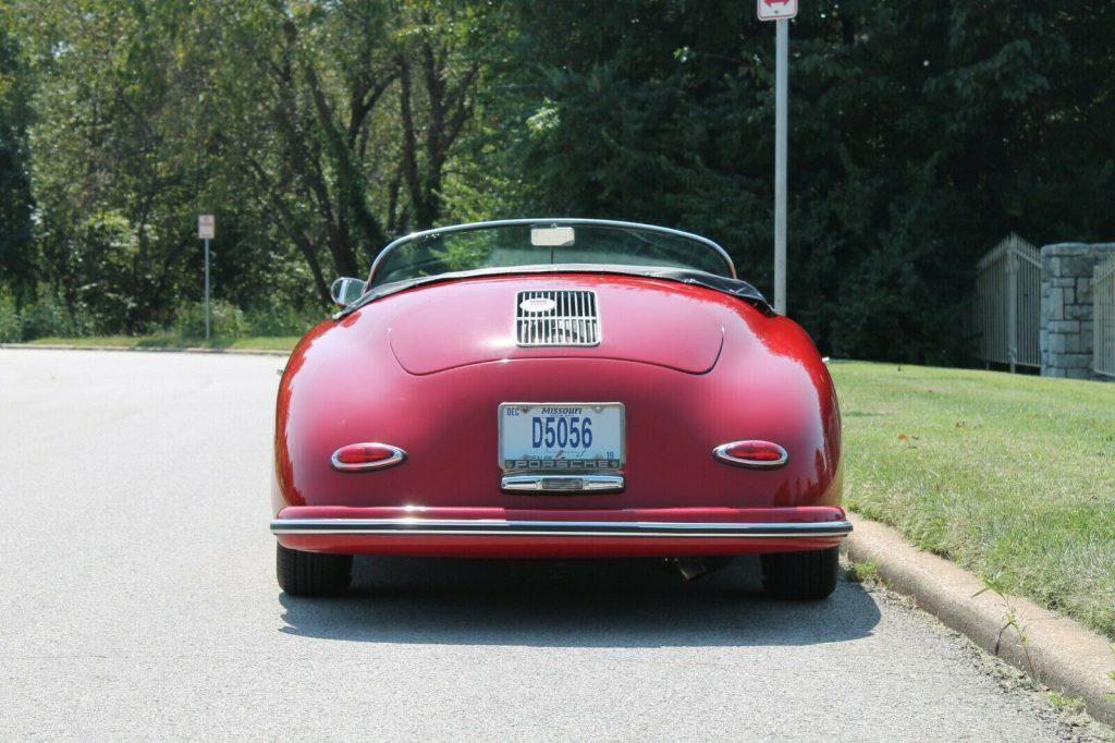 VW engine 1957 Porsche 356 Replica