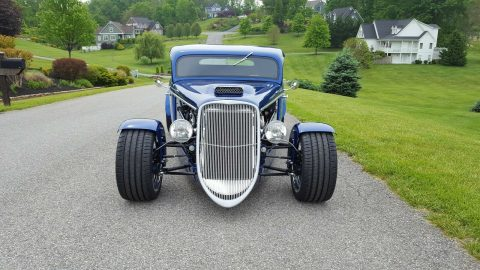 well built 1933 Ford hot rod replica for sale