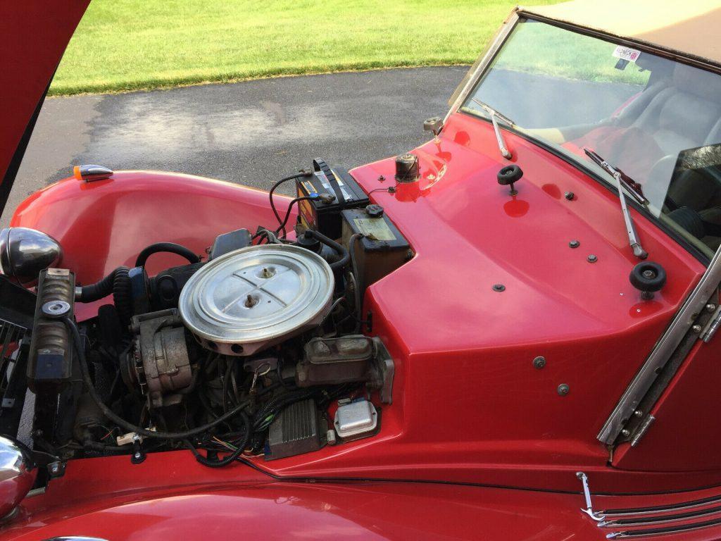 storage find 1980 Bernardi Roadster Replica