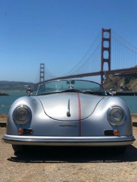 Beautiful 1957 Porsche 356 replica for sale