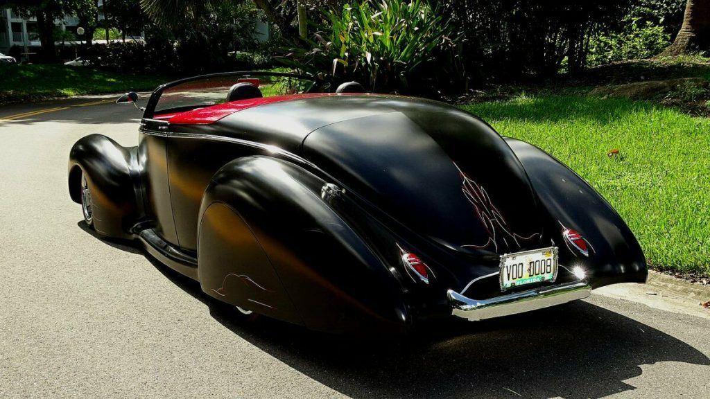 CUSTOM 1936 Lincoln Zephyr Replica