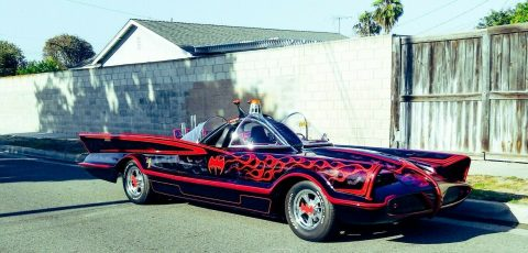 Kustom Original 1966 Batmobile Replica for sale