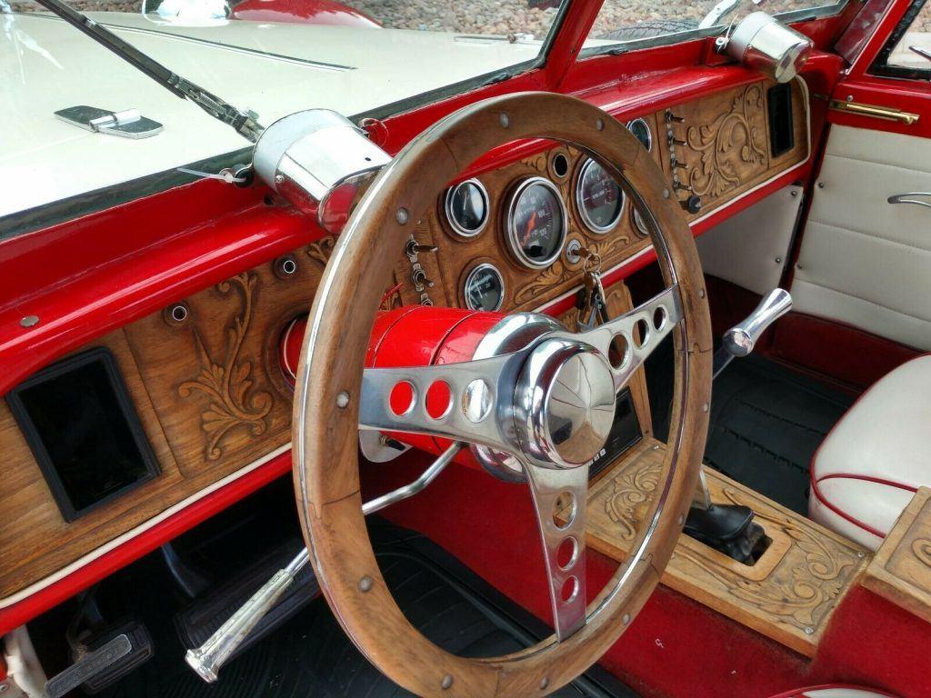 rare 1929 Cord Custom 1969 replica