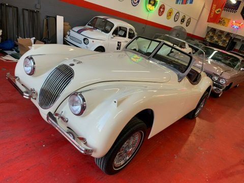 Restomod 1951 Jaguar Xk120 Replica for sale