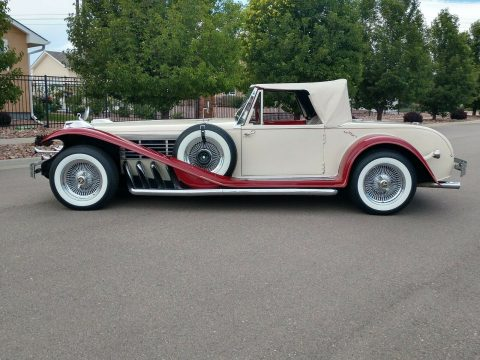 unique 1929 Cord Custom replica for sale
