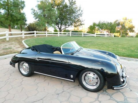 vintage 1957 Porsche Speedster CONVERTIBLE Replica for sale