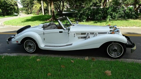 awesome 1936 Mercedes-Benz 500 Heritage Replica for sale