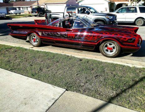 movie star 1966 Batmobile Replica for sale
