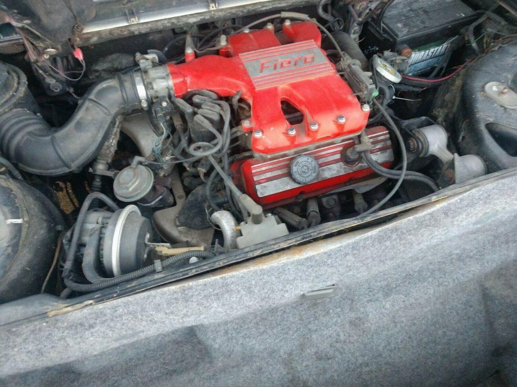 nice 1987 Ferrari 328 gts Replica