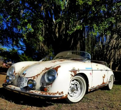 rusty look 1957 Porsche Speedster Replica for sale