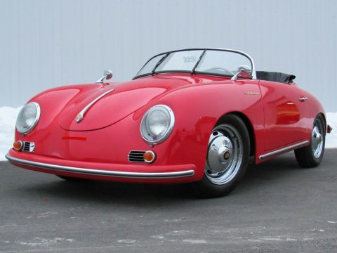very nice 1956 Porsche Speedster Replica for sale