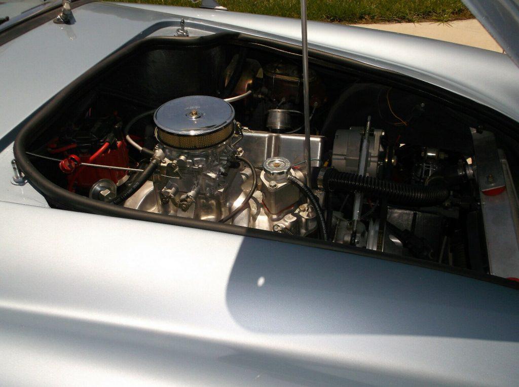 very nice 1967 Austin Healey 3000 Mkiii BJ8 Replica