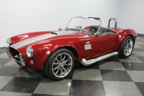 classic 1965 Shelby Cobra Replica for sale