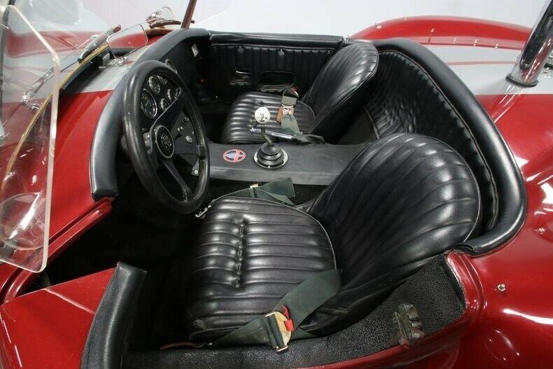 classic 1965 Shelby Cobra Replica
