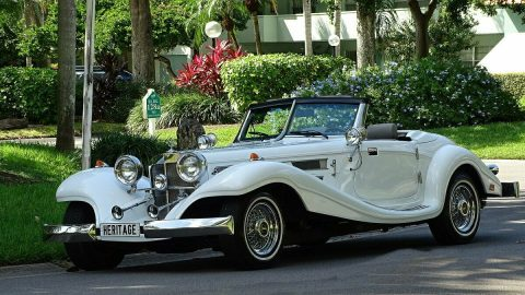 clean 1936 Mercedes-Benz 500 Heritage Replica for sale