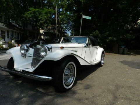 extra clean 1936 Mercedes Benz Marlene 500K replica for sale