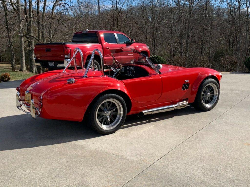 pristine 1965 Shelby Cobra Replica