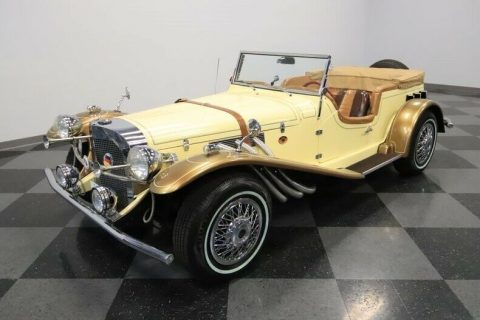 very nice 1929 Mercedes Benz Replica for sale