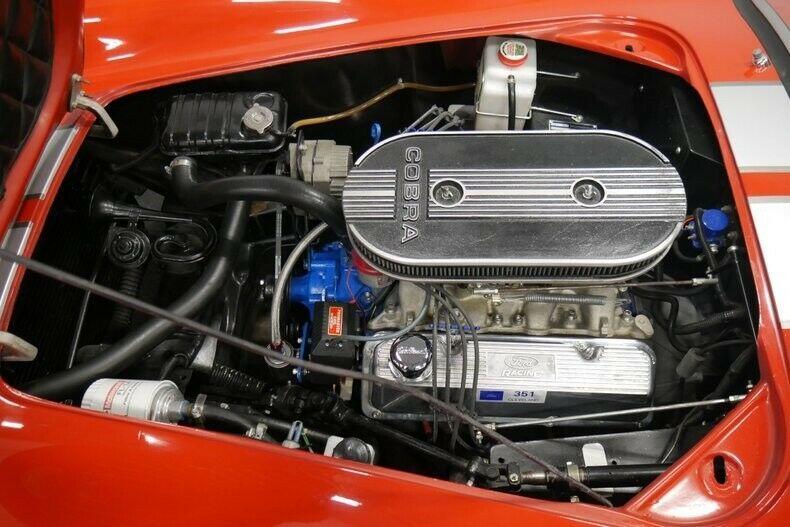 very nice 1965 Shelby Cobra Replica
