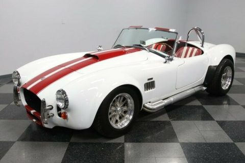 flawless 1966 Shelby Cobra Replica for sale